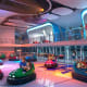 Bumper CarsOn Royal Caribbean's Quantum of the Seas and Anthem of the Seas you can drop your kids off at the bumper cars course while you go....Photo: Royal Caribbean