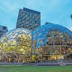 23. SeattleJob Openings: 137,990Job Satisfaction: 3.5 / 5Median Base Salary: $64,000Median Home Value: $492,700Some of the jobs in Seattle include: Software development engineer, product manager, baristaAbove, Amazon's Spheres, a workspace for employees of the company, which is headquartered in Seattle.Photo: Rocky Grimes / Shutterstock