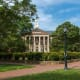 Chapel Hill, N.C.-- Chapel Hill is a particularly beautiful town in the gentle hills of central North Carolina. The University of North Carolina, above, is the centerpiece of this charming small town with a cosmopolitan flair that makes it appealing as a retirement community.