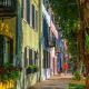 Charleston, S.C.Median sales price: $301,600Price per square foot: $196Market health score: 8.8 - very healthyHomes with negative equity: 8%Photo: Shutterstock