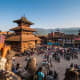 KathmanduThe capital of Nepal is full of historic sites, ancient temples, shrines, and unique villages. Above, the square of Bhaktapur.Photo: filmlandscape/Shutterstock