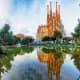 BarcelonaTop sites include the Basilica of the Sagrada Familia, above, and Casa Batllo, both designed by Catalan architect Antoni Gaudi. Don't miss the Gothic Quarter or Barcelona's great beaches.Photo: TTstudio / Shutterstock