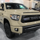 Starting price: $30,020Resale value retained after three years: 79.8%Even with less than 10% of the U.S. truck market - compared to nearly 30% for Ford, General Motors and Chrysler - Toyota's big pickup fares just a bit better on used car lots than most of the Detroit Three's.Toyota's created a niche market for pickups like the Tundra and the Tacoma and has seen its U.S. truck sales grow within the last three years. The Tundra, much like the Silverado, hadn't had an update since 2007 before a 2014 makeover that mostly involved giving it a bigger grille and sprucing up the interior with more comfortable seats and touchscreen-driven tech toys. A backup camera now comes standard, as does the Entune audio and information system with touchscreen and Bluetooth connectivity. The 4.0L V6, 4.6L V8, and a 5.7L V8 engines remain, as does the pokey combined 18 miles per gallon, but the payload, towing capacity and, above all, reliability are what give the Tundra such a huge following.