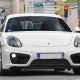 Starting price: $71,907Resale value retained after three years: 101%The previous Porsche Cayman generation lasted from 2012 to 2016 and saw this sporty coupe get big. The base version extended wheelbase, a mid-engine layout and a redesigned interior that looked a whole lot like the Porsche 911, while the GT models were somehow even longer. Though the base is a little underpowered at 270 horsepower, that's kind of the point of the Cayman: To cut back the 911 and provide a more affordable entry point for everyday drivers. However, once folks get into a Cayman, they seem very reluctant to part with it.