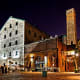 Above, the Stonehouse. Learn more about Toronto's historic Distillery District and how to get there at the district's home pageor at Toronto's tourism site.Photo:Benson Kua/Wikipedia