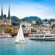 Lucerne, SwitzerlandLocal speciality: Swiss cheesePhoto: Shutterstock