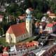 Samobor, CroatiaLocal specialities: Kremsnita cake, Bermet with mustardPhoto: Shutterstock