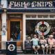 LondonLocal speciality: Fish & chipsPhoto: Alena.Kravchenko / Shutterstock