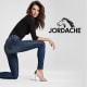 Jordache Known in the 1970s through the early 1980s for its designer jeans, Jordache became less popular in the 1990s and was heavily discounted. Now Jordache has diversified into U.S. real estate and Israeli ventures as well as manufacturing private denim for brands like Gap Inc. and Levi's.Photo: Jordache Enterprises