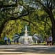 Savannah, Ga.Current average summer high: 90 FSummers here at the end of the century will be like summers now in Pharr, Texas: 97 FPhoto: Shutterstock