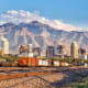 Salt Lake CityCurrent average summer high: 88 FSummers here at the end of the century will be like summers now in Catalina Foothills, Ariz.: 100 FPhoto: Shutterstock