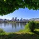 Portland, Ore.Current average summer high: 75 FSummers here at the end of the century will be like summers now in Diamond Bar, Calif: 88 FPhoto: Shutterstock
