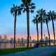 San DiegoCurrent average summer high: 78 FSummers here at the end of the century will be like summers now in Lexington, Ky.: 85 FPhoto: Shutterstock