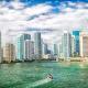 25. Miami Miami is the No. 1 city for good mental health.Photo: Shutterstock