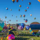 28. Albuquerque, N.M.The New Mexico city is in the top 10 for aerobic and strengthening activities, as well as a high percentage of the city devoted to parks. Above, the annual Albuquerque Balloon Fiesta.Photo: Michael E Halstead / Shutterstock