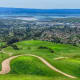 19. Fremont, Calif. Fremont can boast having few smokers, a low rate of heart disease, and lots of parks for residents. Above, hiking trails at Mission Peak offer views of the San Francisco Bay near Fremont.Photo: Shutterstock