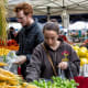 11. Oakland, Calif. Oakland has one of the lowest rates of heart disease, and is one of the 10 cities with the fewest smokers. Above, the Grand Lake Farmers Market in Oakland.Photo: cdrin / Shutterstock