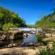26. Durham, N.C.Durham is one of the10 cities with the fewest smokers, as well as one of the most active cities. Pictured is Eno River State Park in Durham, just few miles from Duke University.Photo: Shutterstock