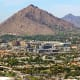 2. Scottsdale, Ariz.Scottsdale scored in the top five in both the job market ranking and socio-economic ranking. The socio-economic ranking includes factors such as commute times, housing affordability, transportation costs, and family-, dating- and recreational-friendliness. Scottsdale is one of five cities with the highest median annual income.Photo: Shutterstock