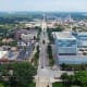 9. Madison, Wis.Madison, along with Austin, Texas and Irvine, Calif., has the lowest unemployment rates of all 182 cities. It ranked No. 1 in the socio-economic category.Photo: Shutterstock