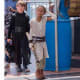 "'Star Wars' Character: 3.7%A boy dressed as Kylo Ren and a girl dressed as Rey from ""Star Wars: The Force Awakens"" attend a Comic Con in Tampa, Fla.Photo: fitzcrittle / Shutterstock"