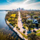 15. Tampa, Fla.Share of price cuts compared to a year ago: 5.9%Rent rise forecast for next year: -0.3%Mortgage affordability: 18.7%Median home value: $208,400Photo: Shutterstock