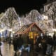 The Montbeliard Christmas market is an age-old tradition. Over 150 craftsmen come from the Franche-Comte region and other parts of France, offering a large selection of arts and crafts and food specialities. There is also an ice-skating rink and street entertainment.Photo: Arnaud 25/Wikipedia