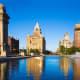 Syracuse, N.Y.Pollutants: 12 micrograms per cubic meterPhoto: Shutterstock