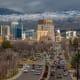 Boise, IdahoPollutants: 6 micrograms per cubic meterPhoto: Shutterstock