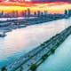 MiamiPollutants: 11 micrograms per cubic meterPhoto: Shutterstock