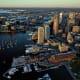BostonPollutants: 12 micrograms per cubic meterPhoto: Shutterstock