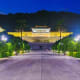 National Palace Museum, Taipei, Taiwan 2017 attendance: 4.44 millionThis museum has a permanent collection of nearly 700,000 pieces of ancient Chinese imperial artifacts and artworks spanning 8,000 years, dating to the Neolithic age.Photo: Shutterstock