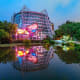 National Museum Of Natural Science, Taichung, Taiwan 2017 attendance: 3.12 millionThis 22-acre natural science museum includes an IMAX theater and a botanical garden. Above, The tropical rain forest greenhouse.Photo: Sean Hsu / Shutterstock