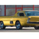 """Dodge Deora, 1965This pickup didn't have doors, but, according to TopGear, """"the front of the cab opens like a venus flytrap -- allowing the driver to bundle in arse-first."""" It later became one of the original """"Hot Wheels"""" cars. It was sold by RM Sotheby's for $324,500 in 2009.Photo: Darin Schnabel/RM Sotheby's"""