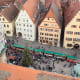 """Rothenburg ob der Tauber, GermanyDates: Nov. 30 - Dec. 23 2018The medieval town of Rothenburg ob der Tauber has been holding this market since since the 15th century. The town turns into a fairytale winter wonderland during the Advent. The highlight of the market is the appearance of the figure of the """"Rothenburger Reiterle"""" at the opening ceremony. The figure was once believed to be an envoy from another world that floated through the ether with the souls of the deceased at winter time. Today, it is considered a friendly carrier of good news.Photo: Shutterstock"""