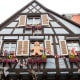 Strasbourg sits on the border of Germany, blending German and French influences of culture and architecture. Gingerbread houses - the edible kind - originated in Germany during the 16th century.Photo: Shutterstock