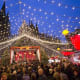 The Christmas markets in Cologne open their gates on the last Monday before Advent. To learn more, visit the city's tourist site.Photo: VanderWolf Images / Shutterstock