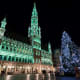 BrusselsDates: Nov. 30, 2018 - Jan. 6, 2019The BrusselsWinter Wonders event takes place before and during the Christmas holidays, at the Grand-Place in Brussels and around the Bourse, the Place de la Monnaie, the Place Sainte-Catherine and the Marche aux Poissons. Above, the Grand Place.Photo: Shutterstock