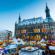 Aachen, GermanyDates: Nov. 23 - Dec. 23, 2018Aachen offers a traditional and gourmet Christmas market in a family atmosphere. Located on the border of Belgium and the Netherlands, Aachen is ata crossroads of European culture.Photo: Shutterstock