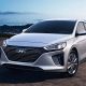 Starting price: $30,335It took Hyundai long enough to jump into the hybrid and electric vehicle market, but the Ioniq is doing so all at once. This line already includes a hybrid and a plug-in hybrid, but this electric model doesn't hit dealerships in California or a handful of other states until April. For everyone else, it's going to be a special order. The parts of the Ioniq made of sugar cane, volcanic rock and recycled plastic are great and all, but Hyundai has added a 7-inch touchscreen, Apple Play, Android Audio, Blue Line telematics, navigation, wireless device charging, heated seats, leather steering wheel, sunroof and sensor-based safety features to do much of the heavy lifting. Its 124-mile electric range is below the Tesla Model S' 270, but the Ioniq's 136 combined mile-per-gallon equivalent is better mileage than anything Tesla can offer.