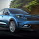 Starting price: $23,340The 97.1 cubic feet of passenger volume and 19.4 cubic feet of cargo space is smaller than that of Toyota's Prius V or Ford's C-Max. Its 104 horsepower falls below that of the C-Max and Honda's HR-V and only its satellite radio and auxiliary jack really stand out from the crowd. So why shouldn't you worry about this vehicle? Well, you won't have to worry about stopping at the gas station, as this hybrid gets 50 miles per gallon combined. But, according Consumer Reports, you shouldn't worry about the Niro much at all. After putting it through rigorous driving tests, the Niro was named one of the consumer publication's 10 most reliable vehicles. That it was also the least-expensive vehicle tested should ease your mind as well.
