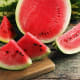 OklahomaWatermelon, strawberriesOklahoma has an official state meal. The dishes include fried okra, squash, cornbread, barbecued pork, biscuits, sausage and gravy, grits, corn, black-eyed peas, chicken-fried steak, strawberries and pecan pie.Photo: Shutterstock