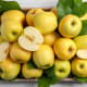 West VirginiaGolden Delicious appleAnderson Mullins discovered this apple variety in Clay County in 1905, according to State Symbols USA.Photo: Shutterstock