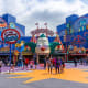 """15. Universal Studios HollywoodUniversal City, Calif.2017 attendance: 9.06 millionPictured is """"The Simpsons"""" ride in 2015.Photo: Asif Islam / Shutterstock"""