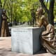 12. BostonIncorporated businesses owned by women: 28.3%Percent of self-employed who are women: 39.0%Women's median business income: $8,060Women's average business income: $22,574Above, the Boston Women's Memorial features Phillis Wheatley and Abigail Adams.Photo: Jorge Salcedo / Shutterstock