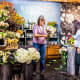 24. New YorkIncorporated businesses owned by women: 28.2%Percent of self-employed who are women: 36.8%Women's median business income: $5,037Women's average business income: $20,053Above, Bastille Flowers and Events in Chelsea, a floral and event design firm founded by Emily Pinon.Photo:Kristi Blokhin / Shutterstock