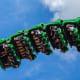 "14. Islands Of Adventure at UniversalOrlandoOrlando, Fla.2017 attendance: 9.55 millionAbove, the ""The Hulk"" rollercoaster at Islands of Adventure.Photo: Mia2you / Shutterstock"