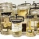 Some ofthe Mütter Museum'swet specimens (biological samples preserved in a fluid) date from the early19th century and are still in their original fluid and container.Photo:Mütter Museum