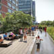 Highline Park has a calendar of events all summer long, with festivals, educational programs, entertainment and tours. Visit TheHighline.org for info.Photo: MikeDotta / Shutterstock.com