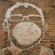 Whilesome people find it pretty gross,others draw inspiration from it: artist Mat Hoffman made this self portrait of himself blowing a bubble high on the wall. It's made out of gum, of course.Photo: Crawfish2007 at English Wikipedia